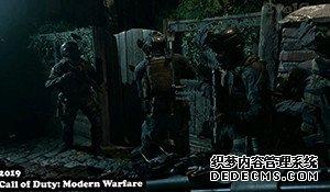 PC版《使命召唤》系列进化史 枪林弹雨,战争纷乱不止